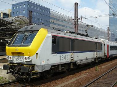 Belgische modeltreinen